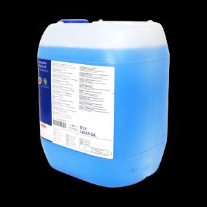 Detergente de enjuague líquido para CleanJet® Rational